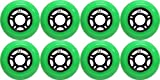 OUTDOOR Inline Skate Wheels ASPHALT Form...