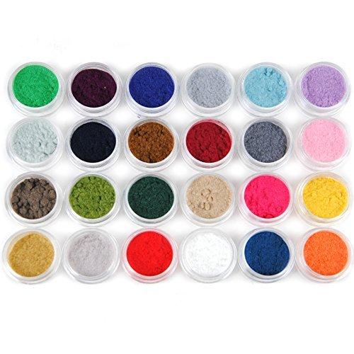 mode-galerie-24-couleur-velours-flocage-poussiere-velvet-manucure-ongles-art-decor