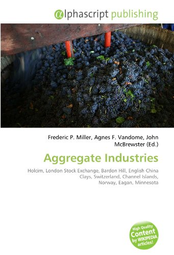 aggregate-industries-holcim-london-stock-exchange-bardon-hill-english-china-clays-switzerland-channe