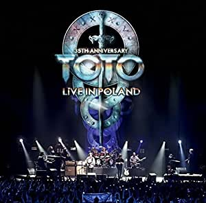 Toto - Live in Poland - 35th anniversary tou (+BLU-RAY+2CD)