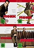 Monk Staffeln 1-4 (16 DVDs)