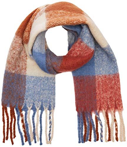 ICHI Damen IAJANIS SC Schal, Beige (Tapioca 12012), Size (Herstellergröße: One)