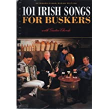 101 Irish Songs for Buskers