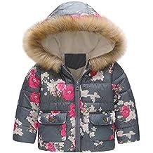 Ropa Bebé, BBestseller Sweatshirts Bebé niño niña de otoño Invierno Encapuchados Hoodies Capa Chaqueta Gruesa