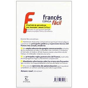Francés fácil Espasa (Espasa Facil)