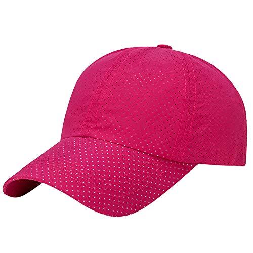 Mitlfuny Black Friay DE Cyber Monday DE,Golf im Freien Sun Sports Hut-Mann-Frauen-Bunte Baseballmütze mit Mode-Design -