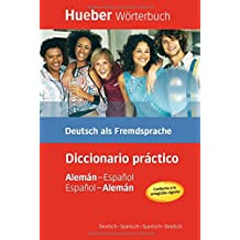 HUEBER WÖRTERB.Dicc.pract.(alem-esp)