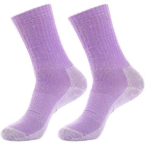 Interno Laulax 2 paia di calzini di