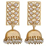 Indian Bollywood Jewelry Sparkling Pearl...