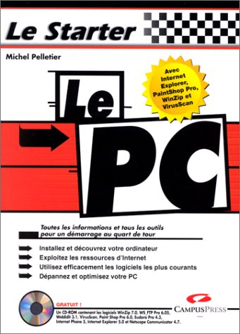 Le PC (avec CD)