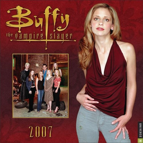 Click for larger image of Buffy Calendar 2007