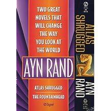 Ayn Rand 2-copy set