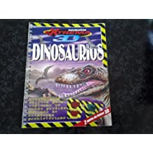 Dinosaurios/Dinosaurs (Mision Extrema 3d/3d Extreme Mission)