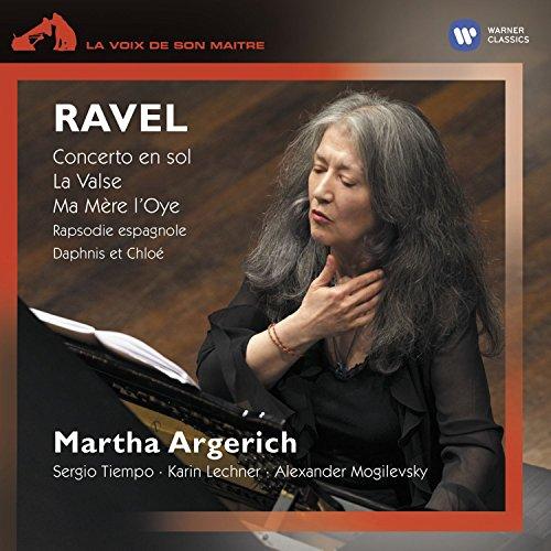 Ravel : Concerto en sol, La Valse, Ma Mère l'Oye, Rapsodie espagnole, Daphnis et Chloé (suite 2)