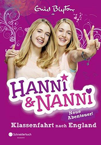 Preisvergleich Produktbild Hanni und Nanni - Klassenfahrt nach England: Neue Abenteuer!