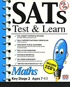 SATs Test & Learn Maths Key Stage 2: Amazon.co.uk: Software