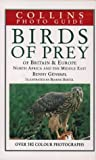 Cover of: Birds of Prey of Europe, North Africa and the Middle East (Collins Field Guide) | Benny Gensbol