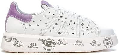 PREMIATA Donna Sneakers Belle 5225 Bianco (36)