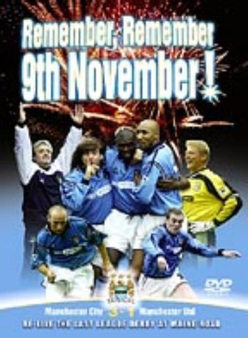 Manchester City - Remember, Remember 9th November [2002] [UK Import]