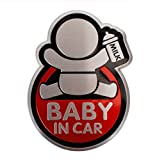 Auto Aufkleber Baby in Car Baby on Board Car Tattoo