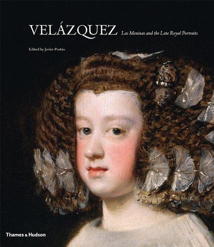 Portada del libro Vel??zquez: Las Meninas and the Late Royal Portraits by Javier Port?os (2014-05-20)