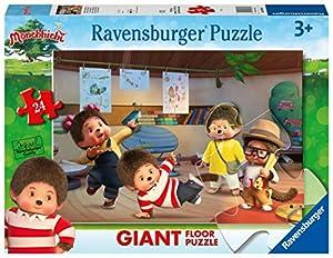 Ravensburger Monchhichi Puzzle 24 Giant Suelo 03038