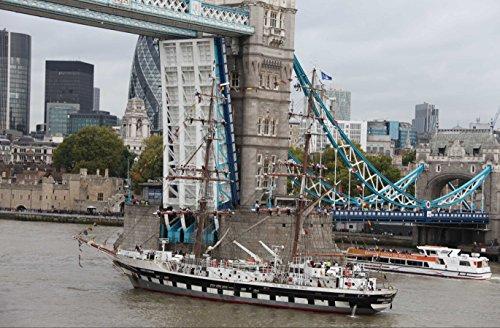 hansepuzzle 55623 Gebäude - Tower Bridge, 500 Teile in Hochwertiger Kartonbox, Puzzle-Teile in wiederverschliessbarem Beutel.