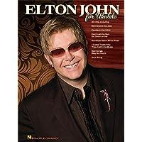 Elton John For Ukulele. Partituras para Ukelele