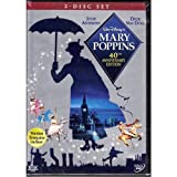 Mary Poppins: 40th Anniversary Edition (Quebec Version - French/English)