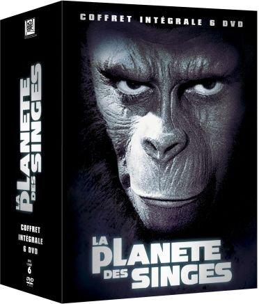 La Planète des singes - L'intégrale - Coffret 6 DVD