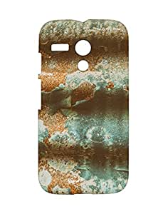 Mobifry Back case cover for Motorola Moto G X1032 Mobile (Printed design)