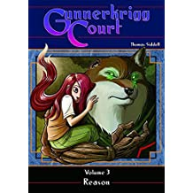 Gunnerkrigg Court Volume 3: Reason