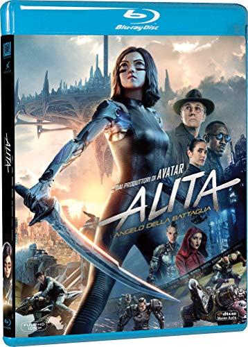 Alita - Angelo della battaglia ( Blu Ray)