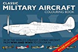 Military Aircraft Colouring Book (Colouring Books)
