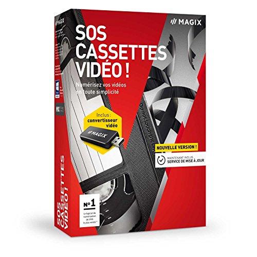 MAGIX SOS Cassettes Vidéo!