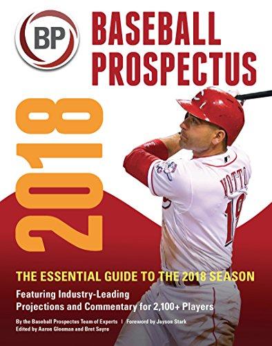Baseball Prospectus 2018 por Baseball Prospectus
