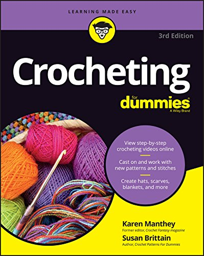 crocheting-for-dummies-with-online-videos