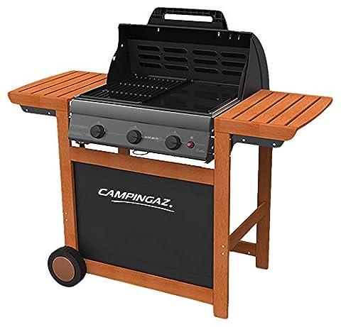 Barbecue Gaz Campingaz - Campingaz Barbecue Gaz Adelaïde 3 Woody
