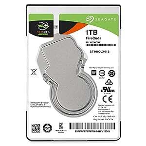 Seagate ST1000LX015 1TB Laptop Hybrid Hard Drive