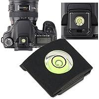 Protector de zapata de flash con burbuja de nivel para cámara réflex Penta, Nikon, Canon, Olympus, Sony