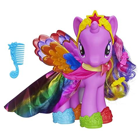 My Little Pony Rainbow Princess Twilight Sparkle Figur