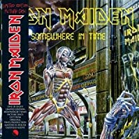 SOMEWHERE IN TIME LP (VINYL ALBUM) EUROPEAN EMI 2013 - Iron Maiden Somewhere In Time