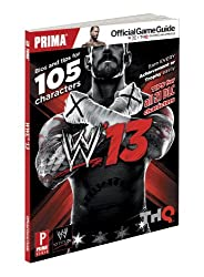 WWE 13: Prima's Official Game Guide