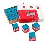 #2: Smart Pro Pool Chalk Blue (Pack of Dozen)