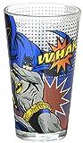 Zak Designs DC Comics Batman et le Joker 453,6gram Collectible Gobelet en verre