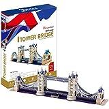 CubicFun - Puzzle 3D Tower Bridge (CPA Toy MC066)