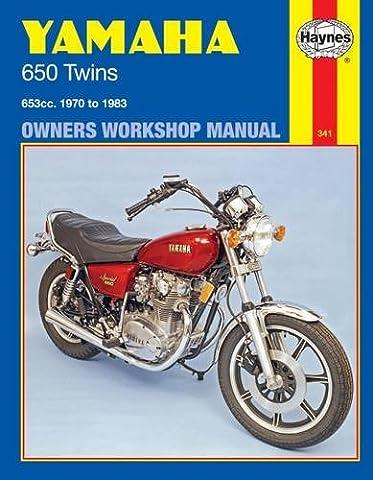 Yamaha 650 Twins 1970 - 1983 (Haynes Owners Workshop