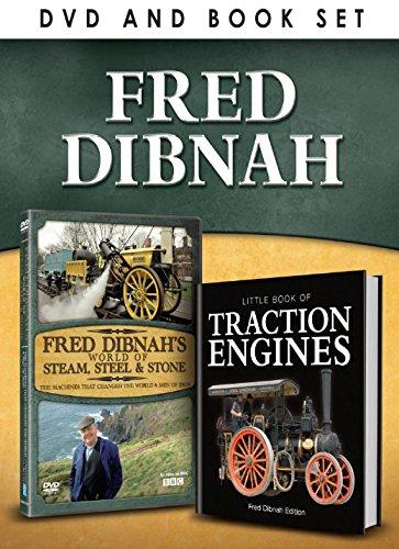 FRED DIBNAH Book & DVD Set [UK Import]
