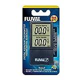 Fluval 11193 Termómetro Digital 2 en 1