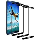 GoodFaith [3 Pack] Verre trempé Huawei Mate 10 Pro, Protecteur d'écran Film Protection Ultra Résistant pour Huawei Mate 10 Pro